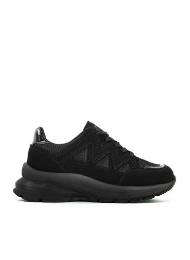 Slazenger Slazenger KAILA Sneaker Kadın Ayakkabı    Siyah